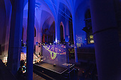 Abraham - Generalprobe Kreuzkirche Bonn