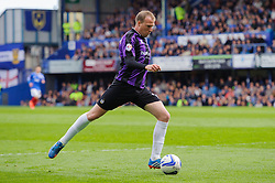 David Clarkson (SCO) of Bristol Rovers in action - Photo mandatory by-line: Rogan Thomson/JMP - 07966 386802 - 19/04/2014 - SPORT - FOOTBALL - Fratton Park, Portsmouth - Portsmouth FC v Bristol Rovers - Sky Bet Football League 2.