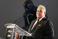 Dr. Vijay Mallya (IND) Sahara Force India F1 Team Owner.<br /> Sahara Force India F1 Team Livery Reveal, Soumaya Museum, Mexico City, Mexico. Wednesday 21st January 2015.