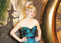 Michelle Williams, Oz The Great and Powerful European Film Premiere, Empire Cinema Leicester Square, London UK, 28 February 2013, (Photo by Richard Goldschmidt)