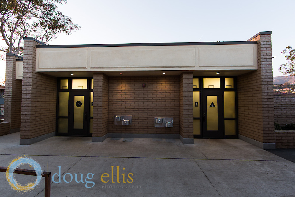 Commercial architecture photographer in Santa Barbara. Doug Ellis Photography for Adelante Charter school