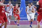 19 Agosto 2013 Torneo di Anversa Belgio<br /> ITALIA vs Polonia : ANDREA CINCIARINI<br /> Foto Ciamillo