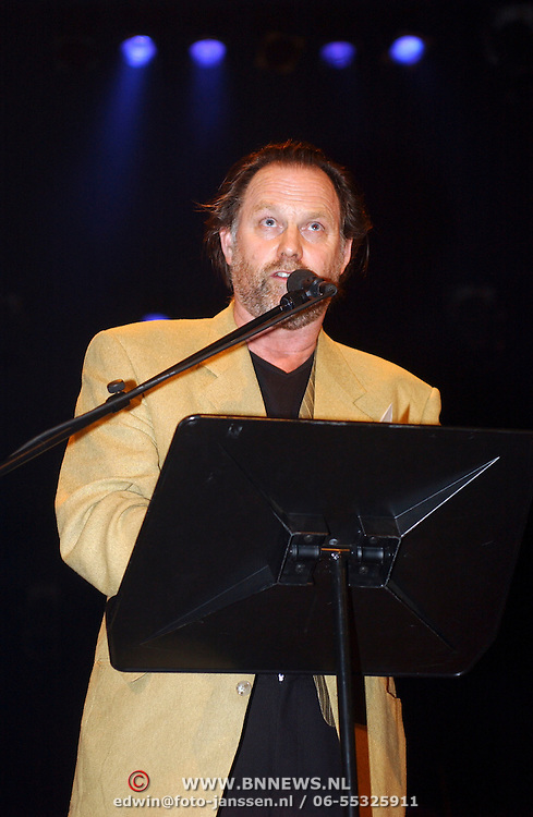Harpengala 2003, Bram Vermeulen