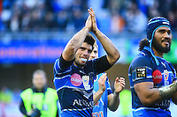 Joie Montpellier - 20.12.2014 - Montpellier / Stade Toulousain - 13eme journee de Top 14 -<br />