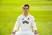 County Championship kit portrait of Ben Green during the Somerset County Cricket Club PhotoCall 2017 at the Cooper Associates County Ground, Taunton, United Kingdom on 5 April 2017. Photo by Graham Hunt.