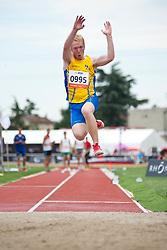 JOHANSSON Jonatan, SWE, Long Jump, T20, 2013 IPC Athletics World Championships, Lyon, France