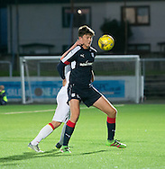 - Dundee under 20s v Partick Thistle, SPFL Development League at Links Park, Montrose. Photo: David Young<br /> <br />  - &copy; David Young - www.davidyoungphoto.co.uk - email: davidyoungphoto@gmail.com