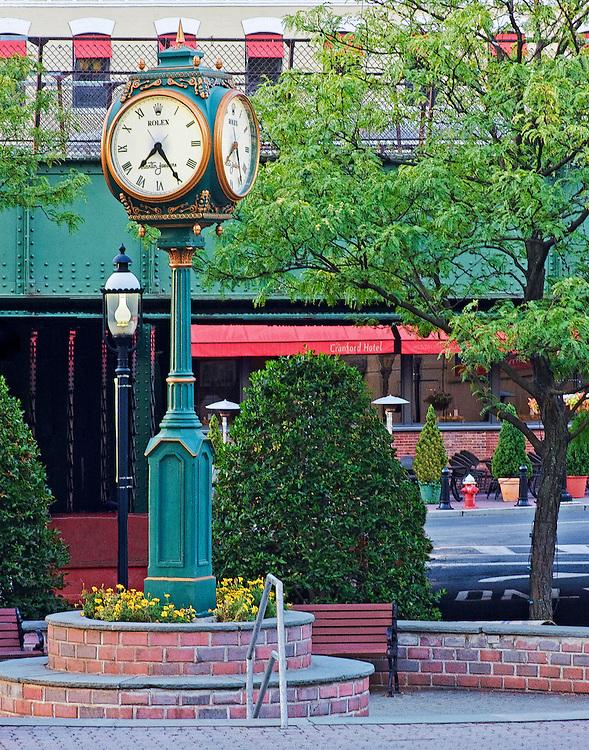 Crabfird Clock