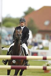 LOHMEIER Johann-Anton, Ulina 11<br /> Fehmarn Pferdefestival - 2011<br /> (c) www.sportfotos-Lafrentz. de/Stefan Lafrentz