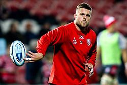 Ed Slater of Gloucester Rugby - Mandatory by-line: Robbie Stephenson/JMP - 16/11/2018 - RUGBY - Kingsholm - Gloucester, England - Gloucester Rugby v Leicester Tigers - Gallagher Premiership Rugby