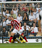 Photo: Steve Bond/Richard Lane Photography. Derby County v Sheffield United. Coca-Cola Championship. 13/09/2008. Darius Henderson equalises