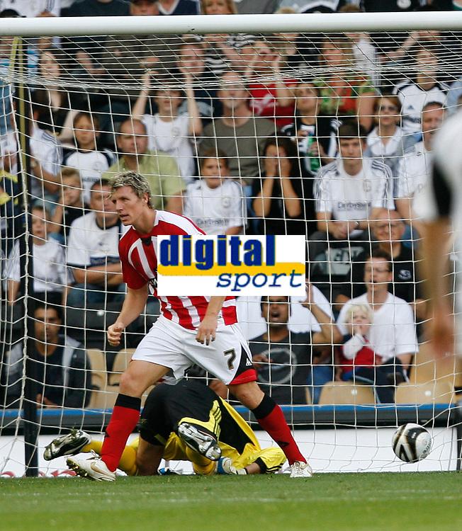 Photo: Steve Bond/Richard Lane Photography. Derby County v Sheffield United. Coca-Cola Championship. 13/09/2008. Darius Henderson equalises