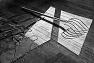 Pitchfork, Manzanar, CA