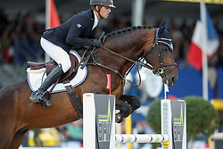 Houwen Kristian, (NED), Edinburgh<br /> Final 6 years old horses<br /> FEI World Breeding Jumping Championship <br /> Lanaken - Zangersheide 2015<br /> © Hippo Foto - Dirk Caremans<br /> 20/09/15