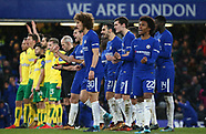 Chelsea v Norwich City 17/01/2018