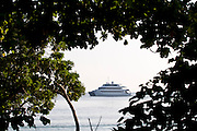 A unique way to experience the Maldives and a wonderful complement to your land adventure at one or both of our Maldivian resorts, Four Seasons Explorer allows avid divers, water enthusiasts, nature lovers and 21st-century explorers to discover remote shores and rarely visited dive/snorkelling sites among the untouched reaches of the exotic atolls.<br /> <br /> This 11-cabin, three-deck catamaran takes you island-hopping in inimitable Four Seasons style. Limited to 22 passengers, this private cruise experience goes far beyond the normal beach escape. With ample on-board activities and a choice of three-, four- or seven-night cruises, Four Seasons Explorer offers an unforgettable vacation for divers and non-divers alike.<br /> <br /> http://www.fourseasons.com