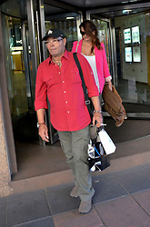 Penelope Cruz with her father, Madrid, Spain, October 15, 2012. Photo by Miguel ¡ngel Yepes /Sevenpixnews / i-Images...SPAIN OUT.UK ONLY