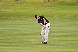 March 24, 2018 - Austin, TX, U.S. - AUSTIN, TX - MARCH 24: Matt Kuchar hits his approach shot during the Round of 16 for the WGC-Dell Technologies Match Play on March 24, 2018 at Austin Country Club in Austin, TX. (Photo by Daniel Dunn/Icon Sportswire) (Credit Image: © Daniel Dunn/Icon SMI via ZUMA Press)