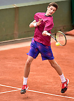 Ugo HUMBERT - 01.06.2015 - Jour 9 - Juniors -Roland Garros 2015<br />Photo : David Winter / Icon Sport