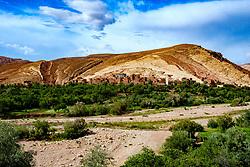 The mountain village of Tamedakhte near Ouarzazate, Morocco<br /> <br /> (c) Andrew Wilson   Edinburgh Elite media