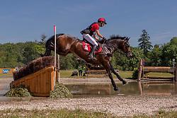 De Cleene Wouter, BEL, Magic Dreams Van't Hulsbos<br /> Chateau d'Arville<br /> CCI3*-S Sart Bernard 2019<br /> © Hippo Foto - Dirk Caremans<br /> 23/06/2019