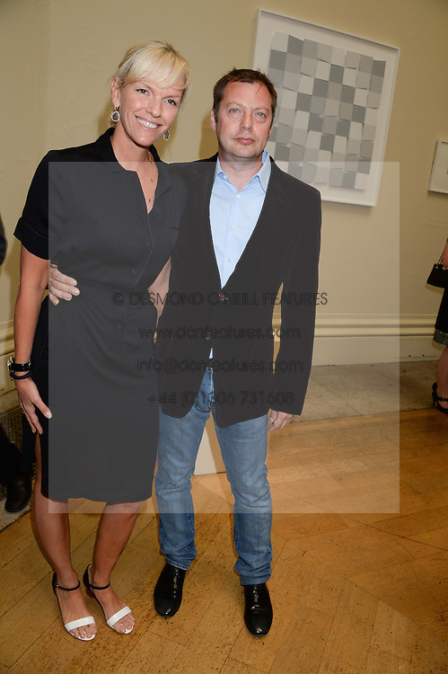 ELISABETH MURDOCH and MATTHEW FEUD at the preview party for The Royal Academy Of Arts Summer Exhibition 2013 at Royal Academy of Arts, London on 5th June 2013.
