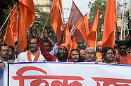 India: Hindu activists rallied for rights in Kolkata, 12 Nov. 2016