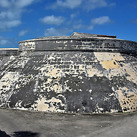Fort Charlotte in Nassau, Bahamas<br />
