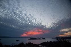 Sunset from One Tree Hill, Hamilton Island, Queensland, Australia