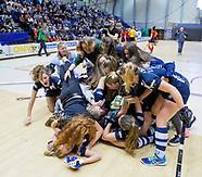 2019 NK Zaal dames finaledag hoofdklasse