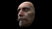 9/5/2010 - Germany - Exclusive <br /> 3D or not 3D? Scientists recreate warts-and-all 'image' of Shakespeare... but have they got the right man?<br /> <br /> Scientists have used state-of-the-art 3D computer technology to create what they say is the first true likeness of William Shakespeare.The image shows every wrinkle on the playwright's face and the figure's haunted stare is radically different from existing images which purport to be of the Bard.The warts-and-all image is featured in a TV documentary called Death Masks, due to be screened on the History Channel on September 13. Director Stuart Clarke said: 'The results from this forensic examination are startling. 'They show strong evidence both forensically and historically that this 3D model may be, in fact, the way Shakespeare looked in life. 'Breakthroughs in computer imaging mean we may have to rewrite the history books on Shakespeare.'Clarke's team have also produced 3D likenesses of Napoleon, Julius Caesar, George Washington and Abraham Lincoln. The recreations are based on scans taken from death masks  -  and in some cases masks made during life.The producers of the show claim that the images will challenge viewers' perceptions of what some of history's most famous figures looked like.The image of Napoleon is said to be significantly different from that which the French have become accustomed to, while the 'real' face of Washington is nothing like his image on the dollar bill.But the recreation of Shakespeare is likely to cause the most controversy. The Bard's true likeness has been the subject of speculation for centuries and many experts dispute that the death mask used in the programme is Shakespeare's.It was found in Darmstadt, Germany, in the 1840s and German scientists linked it to Shakespeare after carrying out a series of tests.They say it proves the writer suffered from cancer towards the end of his life.<br /> ©Nigel Blundel/History Channel/Exclusivepix
