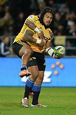 Napier-Super Rugby, Hurricanes v Highlanders