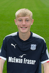 Dundee's Max Anderson