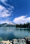 Sparks Lake, Bend, Oregon