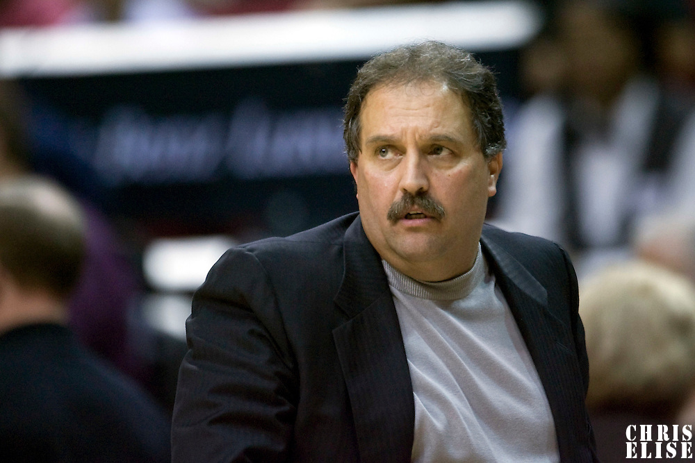 BASKETBALL - NBA - ORLANDO (USA) - 10/11/2008 -  .ORLANDO MAGIC V PORTLAND TRAIL BLAZERS (99-106) - STAN VAN GUNDY / ORLANDO MAGIC