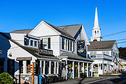 Charming village of   Harwich Port, Cape Cod, Massachusetts, USA
