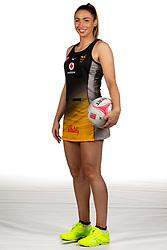 Jade Clarke of Wasps Netball - Mandatory by-line: Robbie Stephenson/JMP - 02/11/2019 - NETBALL - Ricoh Arena - Coventry, England - Wasps Netball Headshots