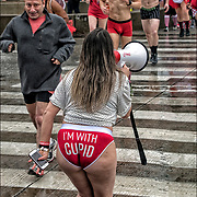 Cupid&rsquo;s Undie Run one-mile dash, is a fundraising project to  stop  and end NF, 100% of  net proceeds go specifically to research. <br />