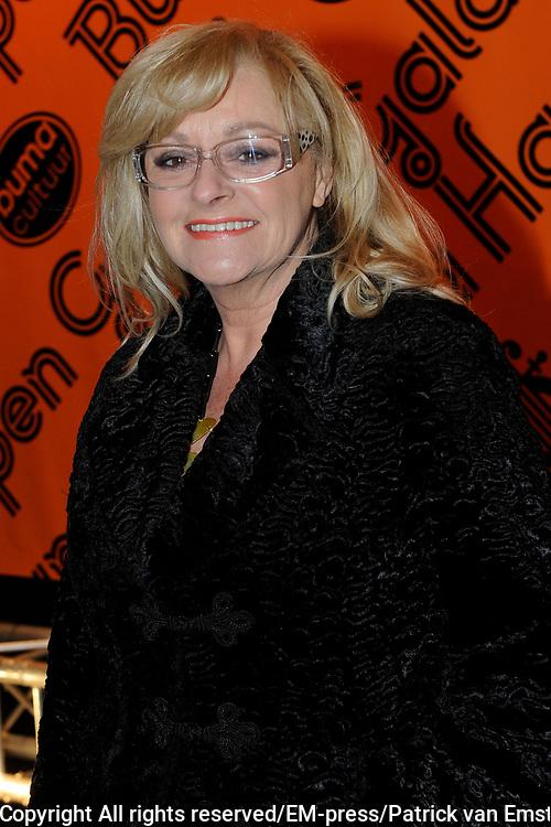 Buma Harpen Gala 2011 AWARDS vanuit de Vredenburg Leidsche Rijn , Utrecht.<br /> <br /> Op de foto:  Corry Konings