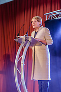 Scottish Border of Chamber Border Busines awards, 2017, held at Springwood Hall. Compere Fiona Armstrong.