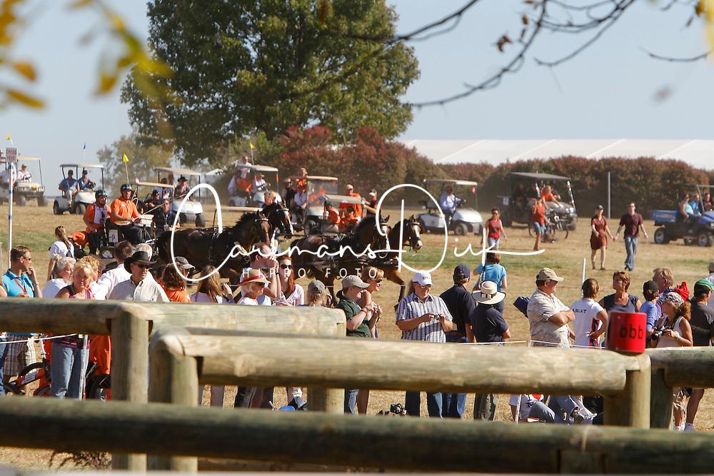 IJsbrand Chardon (NED) winner driving marathon<br /> Alltech FEI World Equestrian Games <br /> Lexington - Kentucky 2010<br /> &copy; Hippo Foto - Dirk Caremans