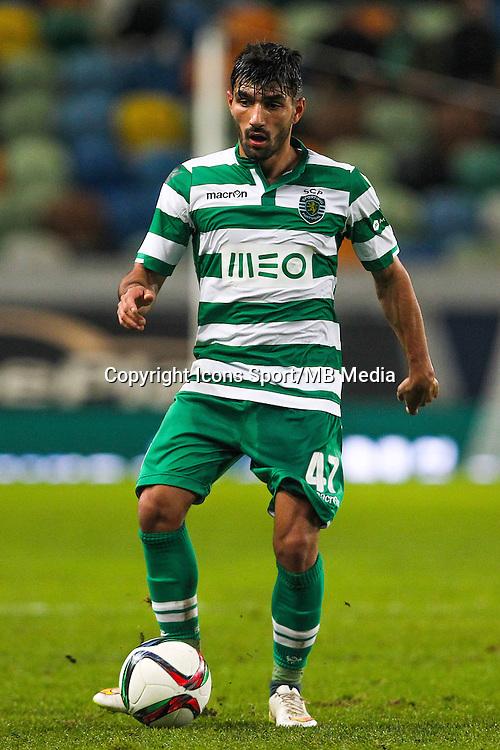 Ricardo Esgaio - 14.01.2015 - Sporting / Boavista -Coupe de la ligue du Portugal-<br /> Photo : Carlos Rodrigues / Icon Sport