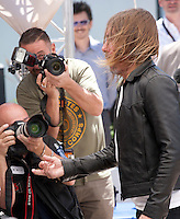 Iggy Pop at the Gimme Danger film photo call at the 69th Cannes Film Festival Thursday 19th May 2016, Cannes, France. Photography: Doreen Kennedy