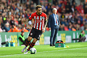 Danny Ings (9) of Southampton during the Premier League match between Southampton and Chelsea at the St Mary's Stadium, Southampton, England on 7 October 2018.