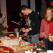 NLD/Huizen/20061220 - Kerstinzameling op de Huizermaatschool Huizen