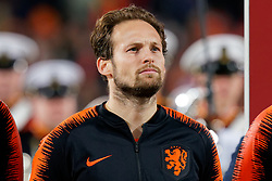 10-10-2019 NED: Netherlands - Northern Ireland, Rotterdam<br /> UEFA Qualifying round Group C match between Netherlands and Northern Ireland at De Kuip in Rotterdam / Daley Blind #17 of the Netherlands