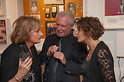 LADY LEVENE; DAVID GOLD;; ABIGAIL MORRIS, Four Four Jew: Football, Fans and Faith. Jewish Museum, London. 9 October 2013