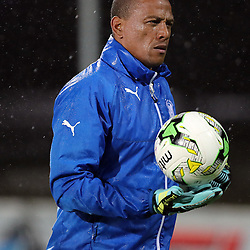 Arthur Bartman - Goalkeeper Coach of Maritzburg Utd during the 2016 Premier Soccer League match between Maritzburg Utd and Bidets Wits  held at the Harry Gwala Stadium in Pietermaritzburg, South Africa on the 20th December 2016<br /> <br /> Photo by:   Steve Haag / Real Time Images