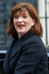 © Licensed to London News Pictures. 03/03/2015. LONDON, UK. Education Secretary Nicky Morgan attending to a cabinet meeting in Downing Street on Tuesday, 3 March 2015. Photo credit: Tolga Akmen/LNP