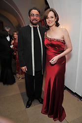 Actor KABIR BEDI and actress SIGOURNEY WEAVER at the Royal Rajasthan Gala 2009 benefiting the Indian Head Injury Foundation held at The Banqueting House, Whitehall, London on 9th November 2009.
